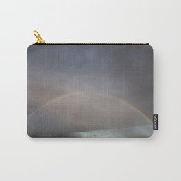 Rainbow after the Storm - Badlands National Park Carry-All Pouch