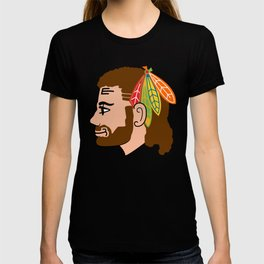 Respect the Beard/Mullet T-shirt