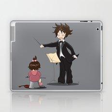 The little conductor Laptop & iPad Skin