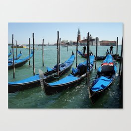 Venetian Breeze Canvas Print