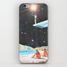 Diving Space iPhone & iPod Skin