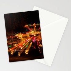 Candy Cane Lane Chevy Truck Stationery Cards