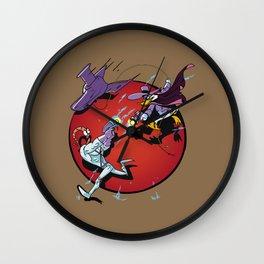 darkwing Jim Wall Clock