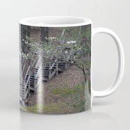 Dogwood Staircase Coffee Mug