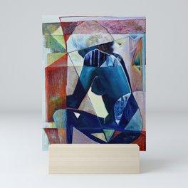 ILLUSION OF SEPARATION Mini Art Print