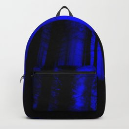 fantasy forest at night Backpack