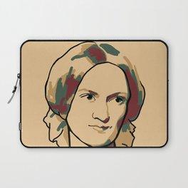Charlotte Brontë Laptop Sleeve