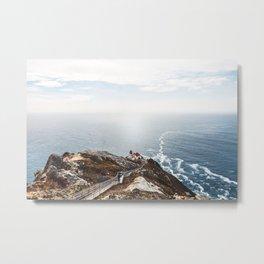 Point Reyes Lighthouse Metal Print