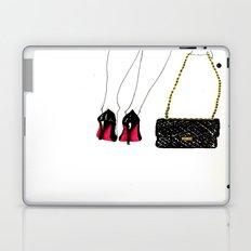 Red soles Laptop & iPad Skin