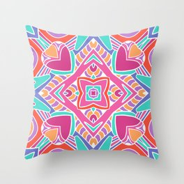 Ripe for Summer Throw Pillow