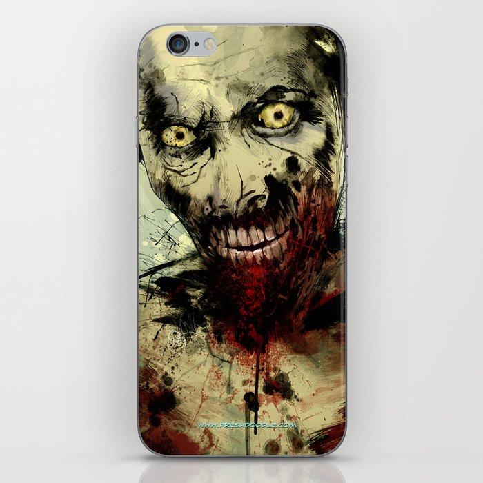 UNDEAD iPhone Skin