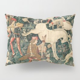 The Unicorn Defends Itself Pillow Sham