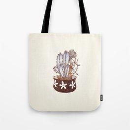 Useful Cactus Tote Bag