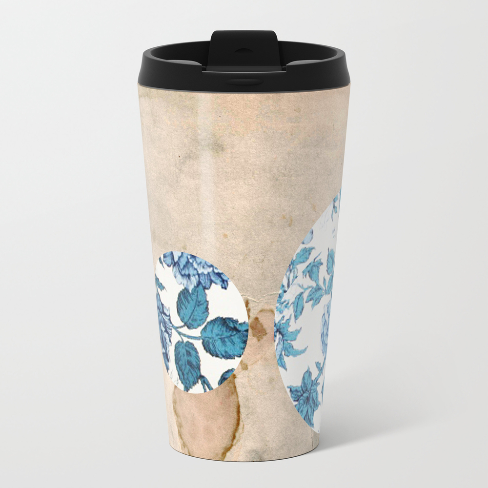Floral Travel Cup TRM811104