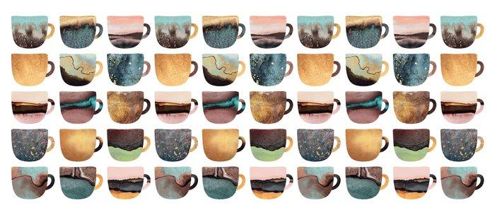 Earthy Coffee Cups Coffee Mug