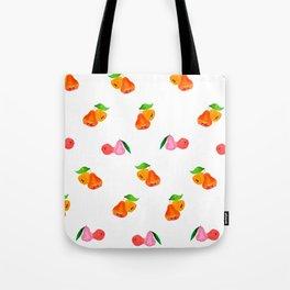 Jambu II (Wax Apple) - Singapore Tropical Fruits Series Tote Bag