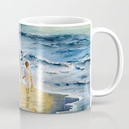 Summer Vacation Memory Coffee Mug