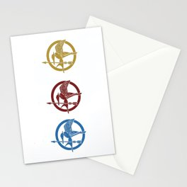 Mockingjay Stationery Cards