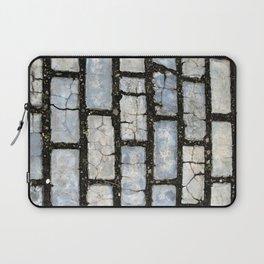 Blue Street Grid Laptop Sleeve