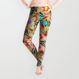 Boho Gypsy Caravan Leggings