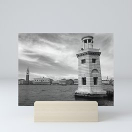 Lighthouse in San Giorgio Venice Mini Art Print