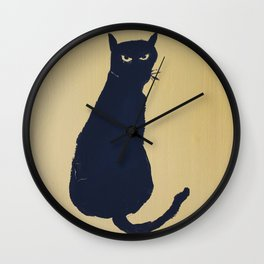 Simbad  Wall Clock