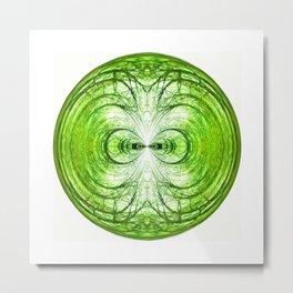 281 - Abstract Orb Metal Print