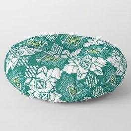 Myrtle Yakan Pattern Floor Pillow