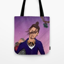 Under the Pinetree Tote Bag