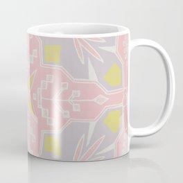 Tribal Square Coffee Mug