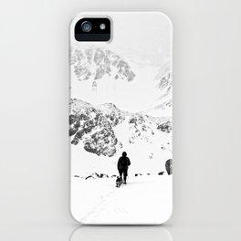 Herman Gulch iPhone Case