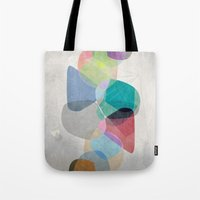 the 100 Tote Bags featuring Graphic 100 by Mareike Böhmer