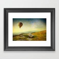 Keys to Imagination II Framed Art Print