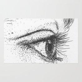 Eye yi yi Rug