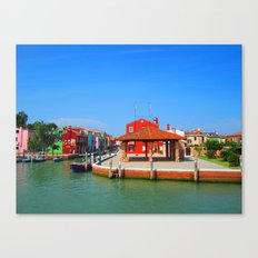 Drunken Fishermen Canvas Print