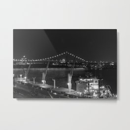 Windsor Skyline Metal Print