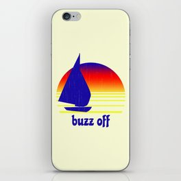 Buzz Off iPhone Skin