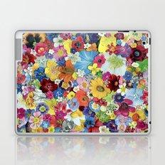Flowers 3 Laptop & iPad Skin