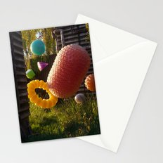 Bubble wrap Stationery Cards