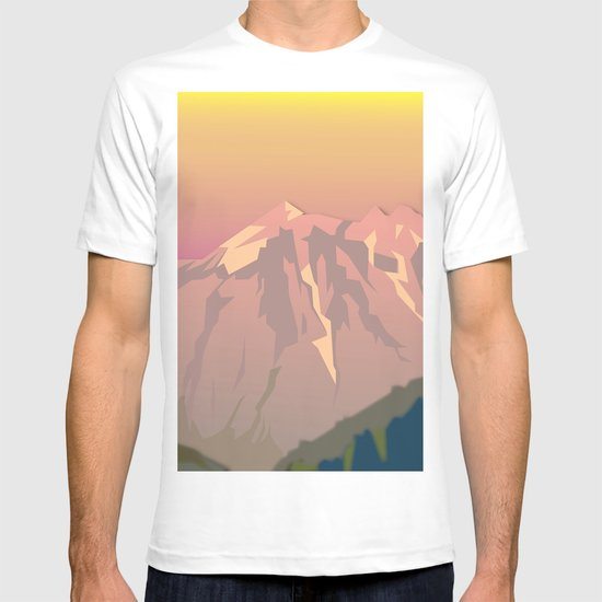 Night Mountains No. 47 T-shirt