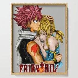 NATSU AND LUCY - FAIRY TAIL Serving Tray