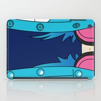 dmmd iPad Cases featuring Aoba Seragaki Outfit DMMD by Bunny Frost