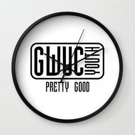 GWUC YOUTH - Preety Good Wall Clock