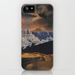 STRANGE VOYAGE iPhone Case