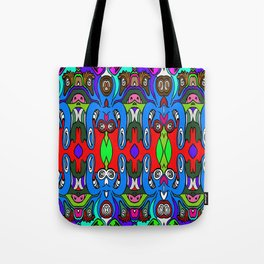 Variable color Tote Bag