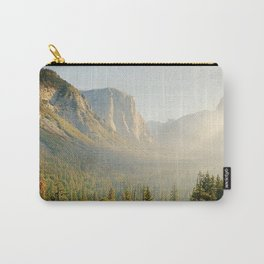 Yosemite / California Carry-All Pouch