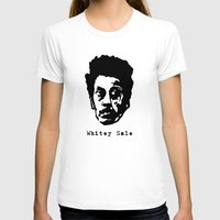 sale T-shirts featuring Whitey Sale by Jon Spagnola