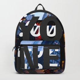 GLITCH CITY 2 #43: New York Backpack