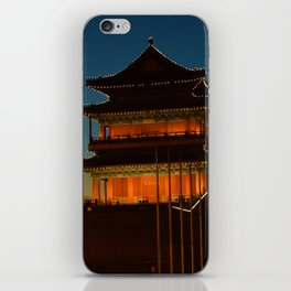 Qianmen iPhone Skin