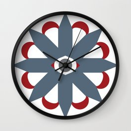 Eye Star Claw Wall Clock